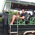 Safari, Abenteuerurlaub, Auto Offen