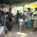 Rundreise, Polonnaruwa, Stop